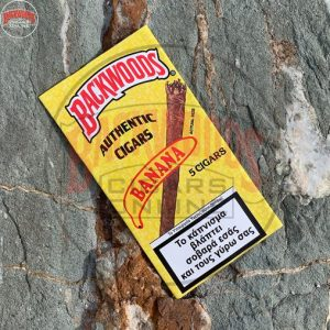 Banana Backwoods Cigars